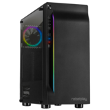 REBELPLAY® Gaming PC - Ryzen 5 - GTX 1650 - 8GB RAM - 480GB SSD - RGB - WiFi_